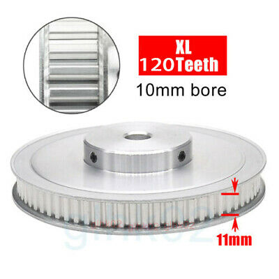 XL 30 Teeth Timing Belt Pulley 5-25mm Bore 11mm Wide Aluminum Synchronous Wheel