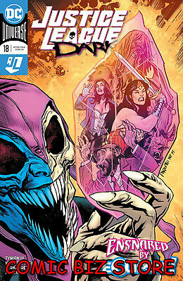 Justice League Dark #18 (2020) 1St Printing Paquette Main Cover Dc Comics