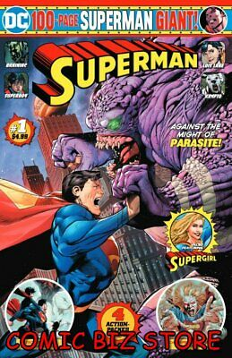 Superman Giant #1 (2020) 1St Printing 100 Pages Dc Comics ($4.99)
