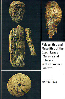 Book: Palaeolithic and Mesolithic of the Czech Lands (in English)