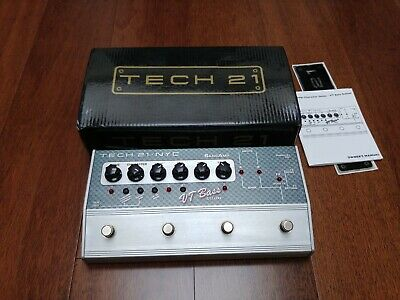 Tech 21 VT Bass Deluxe - excellent condition