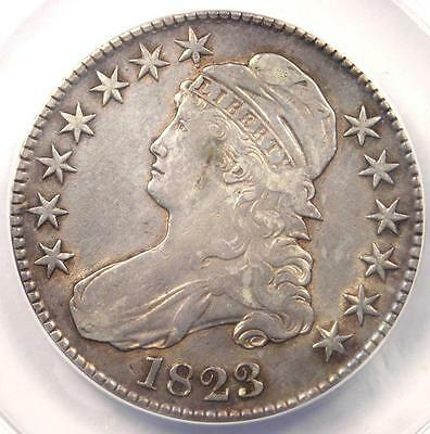 1823 Capped Bust Half Dollar 50C O-105 - ANACS XF40 Details (EF40) - Rare Coin