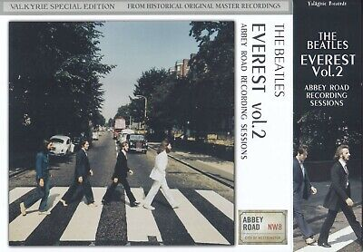 The Beatles / ABBEY ROAD recording sessions Vol 3 / 6CD With Slipcase! New!