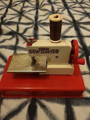 1950's Kay-ee Sew Master Toy Sewing Machine