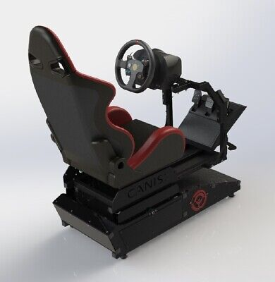 Thrustmaster GTL 2.0L PS4, Xbox One, PC Motion Simulator UK made Racing Cockpit
