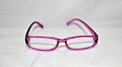 For American Girl Our Generation Journey 18 Inch Dolls Clothes Purple Glasses