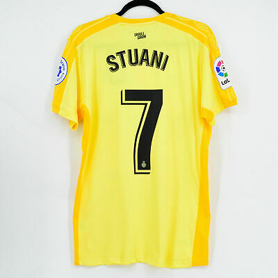 2018-19 Girona Player Issue Away Shirt Stuani #7 Umbro *BNWT* M Jersey