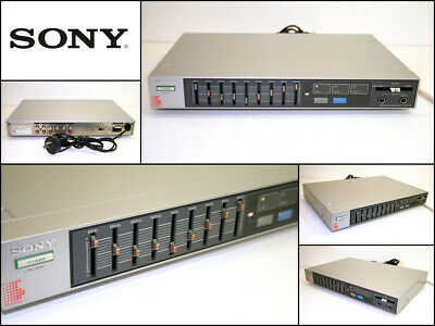 SONY SEH-V5 9 Band Stereo Graphic Equalizer