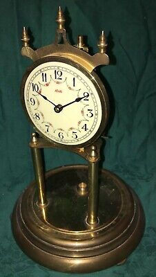 Vintage Kundo Kenninger & Obergfell West Germany Anniversary Clock for Parts