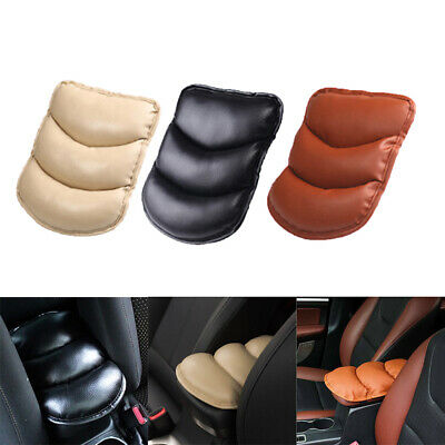 Auto Car Cozy Center Console Memory Foam Arm Rest Cover Pads Seat Box Pad  LIP