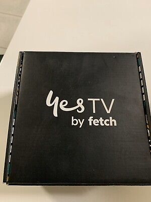 Yes Tv By Fetch Optus Hybroad M616T  Fetch Box With Accessories