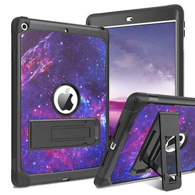 "For Apple iPad 7th Generation 10.2"" 2019 Shockproof Hybrid Protective Cover Case"