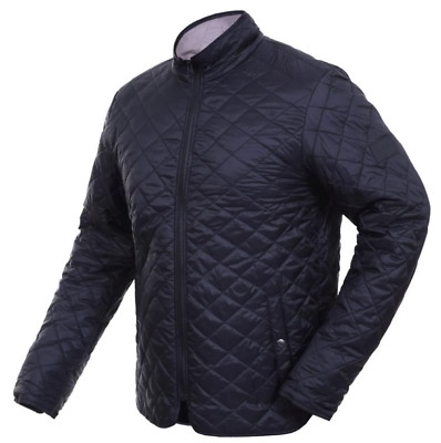 Rukka Holt Mens Motorbike Motorcycle Mid Layer Quilted Textile Jacket