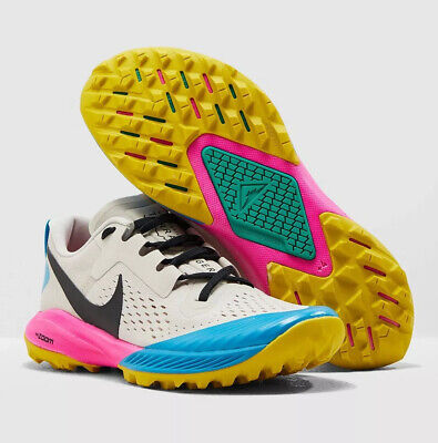 Details about Nike Trail Air Zoom Terra Kiger 5 AQ2220 100 Light Orewood UK 4.5 EU 38 US 7 New