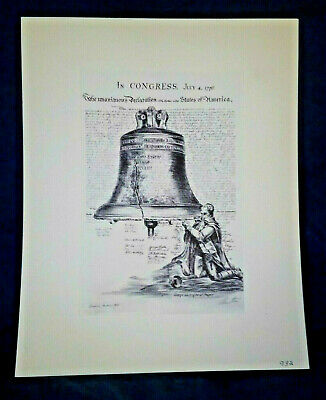 Alec Stern Goodwill Towards Man George Washington at Prayer Etchings Lithographs