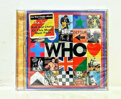 "The Who - ""Who"" **BRAND NEW CD!! NEW RELEASE!!"