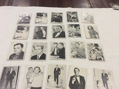 21 1965 The Man from Uncle Trading Cards David McCallum &s'more