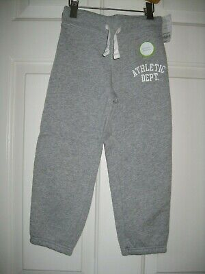 NEW Carter/'s Girls Pink Glitter Heart Knees Sweatpants NWT 2 3 4 5 6 7 8 Pants
