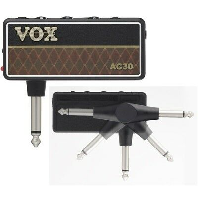 Vox Amplug 2 AC30 Mini Amplifier Jack Electric Guitar