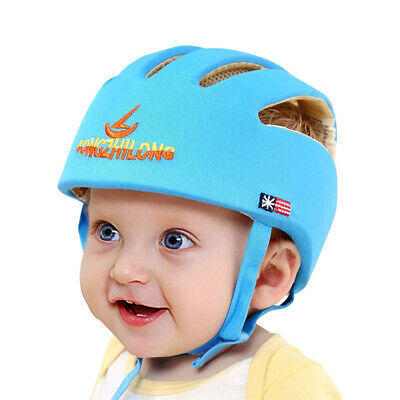 Baby Protection Hat Infant Toddler Safety Head Helmet For Walking Crawling AU