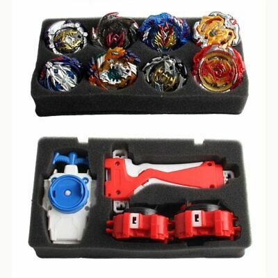 12X Beyblade Burst Evolution Arena Launcher Grip Battle Stadium BirthDay Gift US