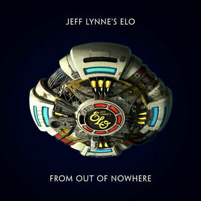 Jeff Lynne's ELO : From Out of Nowhere - Limited Deluxe Edition GOLD Vinyl