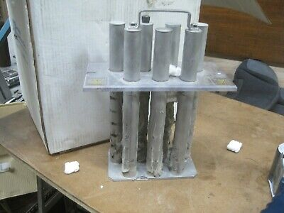 Bunting Magnetics FF4800 Self-cleaning tube over tube design drawer assembly