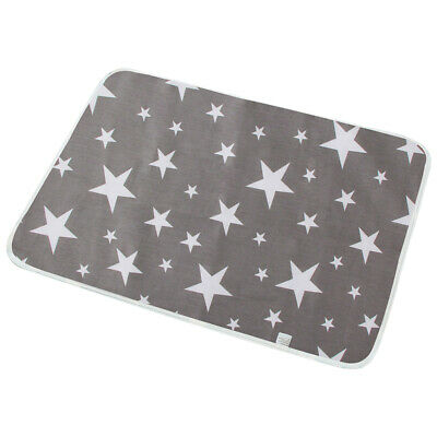 Waterproof Baby Diapers Changing Mat Travel Home Soft Change Pad Clean Portable