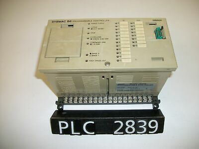 Omron 3G2S6-CPU15 Sysma S6 Programmable Controller (PLC2839)