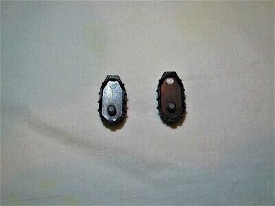 GI Joe Accessory  1988 Blizzard         Pair of Snow Shoes Ice Spikes