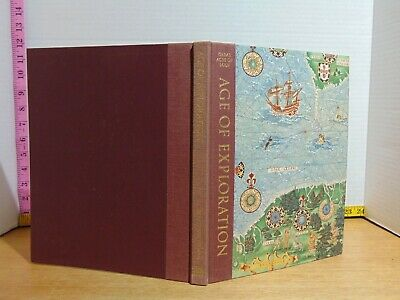 Time-Life Great Ages Of Man: Age Of Exploration (1966, Hardcover)