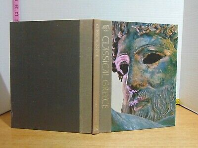 Time-Life Great Ages Of Man: Classical Greece (1977, Hardcover)