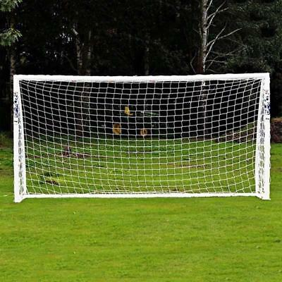 Football Soccer Goal Post Nets For Sports Training Match Replace T