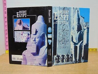 Ancient Egypt: Art And Archaeology Of The land Of The Pharaohs (2004, Hardcover)