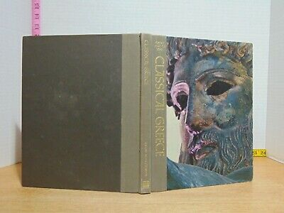Time-Life Great Ages Of Man: Classical Greece (1965, Hardcover)