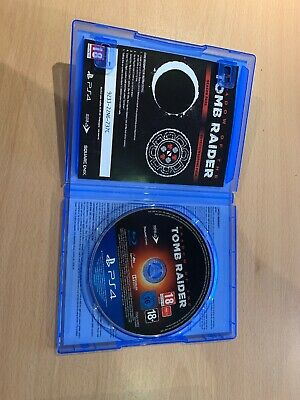Shadow of the Tomb Raider - Croft Edition - PS4 Also Comes With Steel book Box