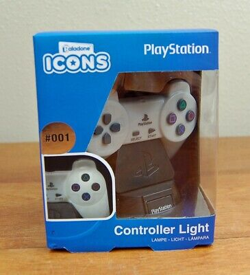 New Paladone Icons Sony PlayStation Controller Light #001 -- FREE SHIPPING