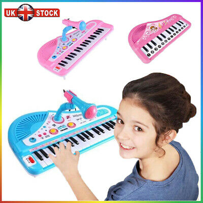 Electronic Keyboard/Piano Instrument Toys Kids/Children 37 Keys Play Music