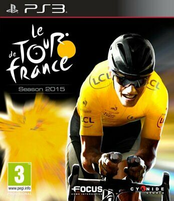 Tour De France, Francia 2015, Ps3 (Playstation 3), Castellano (No Disco) Digital