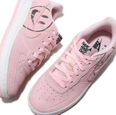 """NIKE AIR FORCE 1 07 LV8 ND """"HAVE A NIKE DAY""""(PINK FOAMBLACK"""