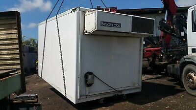 2012  Carrier Xarios 600  3 PHASE REFRIGERATION UNIT for sale