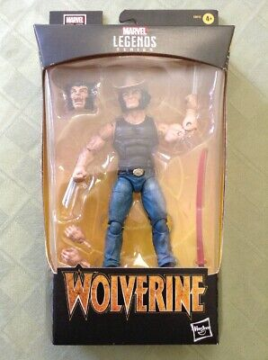 "LOGAN Loose 6/"" Figure Hasbro 2019 Marvel Legends 80 Years COWBOY WOLVERINE"
