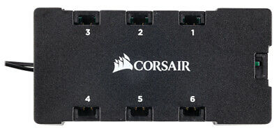 New  Corsair Co-8950020 Hardware Cooling Accessory Black CO-8950020