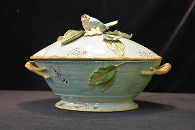 Fitz and Floyd Decorative Tureen - Toulouse