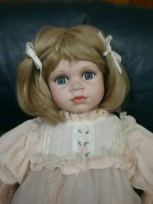 Rosie O'Grady by Hillview Lane Porcelain doll