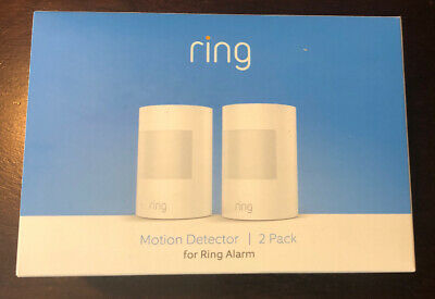 Ring Alarm Motion Detector Alarm - 2 Pack , Brand New , Factory Sealed