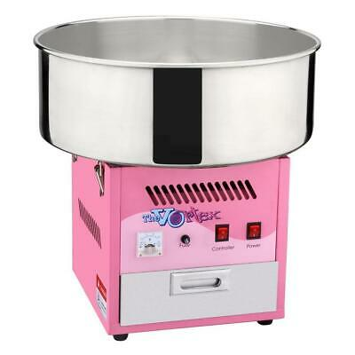 Cotton Candy Machine Vortex Commercial 950 Watts Game Gamer Sports Event Party