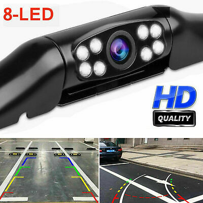 IR LED Wide Angle Car Rear View Reversing Backup Camera with Night Vision T8O5