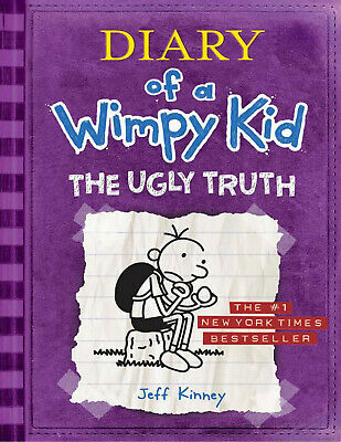 Diary of a Wimpy Kid; The Ugly Truth by jeff kinney (P.D.F)