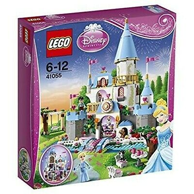 LEGO® Disney Princess 41055 - Cinderella's Romantic Castle New Retired